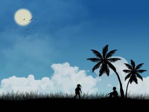 每日 一句经典:我一直以为山是水的故事,云是风的故事,你是我的故事,可是却不知道,我是不是你的故事。