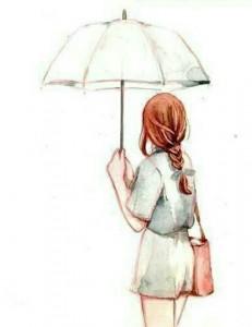 每日一句经典:我的眼泪留了下来,灌溉了下面柔软的小草,不知道来年,会不会开出一地的记忆和忧愁。